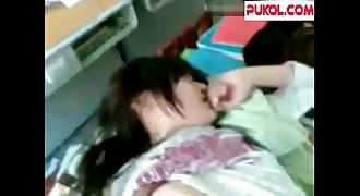 Japanese student fucked at the school'_s room -more at @http://www.pukol.com