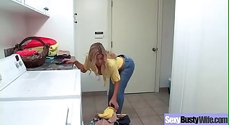 (Alexis Fawx) Mature Bigtits Lady In Front Of Webcam Get Nailed Hardcore Clip-01