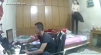 Hackers use the camera to remote monitoring of a lover'_s home life.49