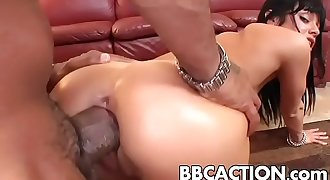 Sadie West pumped and slammed rough