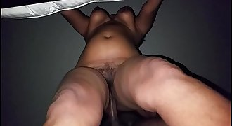 desi wife fucked by hubby from behind