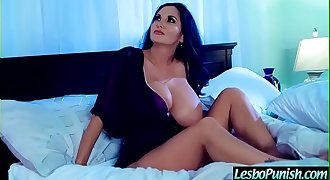 (Adriana Chechik &amp_ Ava Addams) Sexy Lezzie Get Fake penis Hook-up  Punished  By Mean Lez clip-01