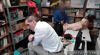 Police man fuck mom and patron&#039_s daughter Attempted Thieft