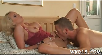 Hotty is fucked nicely